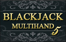 Blackjack Multihand Mobile Casino Game