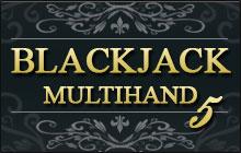 Blackjack Multihand Mobile Casino Game